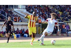 Alima Yeni Malatyaspor'un Play-off Hesapları Zora Girdi