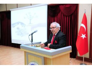 'Evrim'in Din ve Bilim'deki Yeri' konferansı