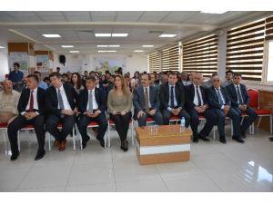 KTÜ'den Bafra Vizyonu Konulu Bilgilendirme Toplantısı