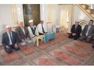 Kula Çarşı Camii'nde Kuran-ı Kerim Ziyafeti