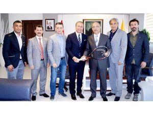 Tenis Doğu Ligi İnönü Üniversitesi Ev Sahipliğinde Yapılacak