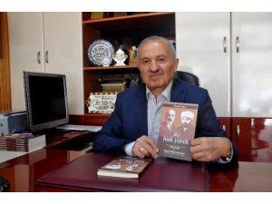 Sorgunlu Yazar Durali Doğan'ın Yeni Kitabı 'İki Hisli Yürek' Çıktı