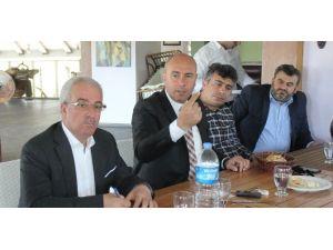 """Başkan Togar: """"Bu Yıl Tekkeköy'de Birçok Gelişme Yaşanacak"""""""