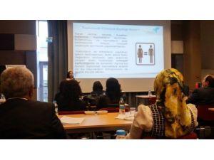 Gaziantep'te Kadının İnsan Hakları Semineri