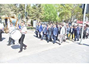 Kastamonu'da Turizm Haftası Kutlamaları Başladı