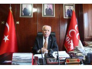 MHP Malatya İl Teşkilatı'ndan, Bahçeli'ye Destek
