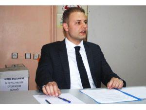 Hasköy'de KHGB Seçimi Yapıldı