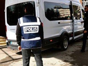 Aydın'da HDP ve ESP binalarında arama yapıldı