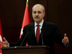 Başbakan Yardımcısı Kurtulmuş: Terörle mücadele sonuna kadar devam edecek