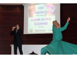 """Kasım Alper Özdemir: """"TEK Hedefim Şiiri Yeni Nesillere Sevdirebilmek"""""""
