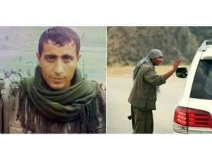 Yol Kesip Kimlik Sorgusu Yapan PKK'lı Etkisiz Hale Getirildi
