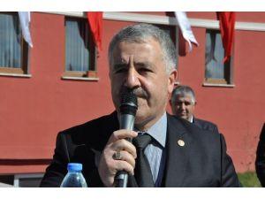 AK Parti Kars Milletvekili Ahmet Arslan;