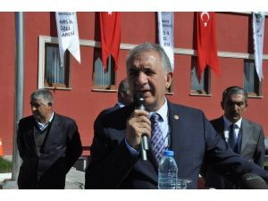 AK Parti Kars Milletvekili Dr. Selahattin Beyribey;