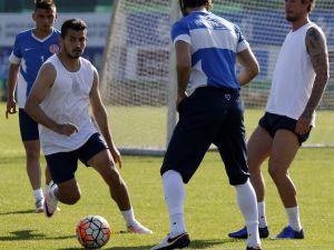 Antalyaspor - Osmanlıspor Hazırlıklarına 5 Eksikle Başladı