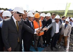 Balıkesir'e 45 Milyon Liralık Yeni Toptancı Hali