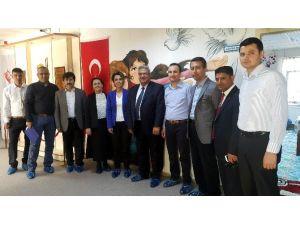 Aile Ve Toplum Hizmetleri Genel Müdiresi Becel, Kilis'te İncelemelerde Bulundu