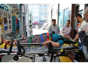 Alanya'da Trafik Kazası: 8 Yaralı