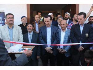 Çeştepe Camii'nin Açılışı Yapıldı
