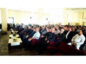 Avanos'ta Kutlu Doğum Haftası Konferansı Düzenlendi