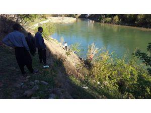 İki kız kardeş Göksu nehrinde kayboldu