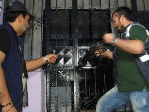 Adana'da uyuşturucu operasyonu: 35 gözaltı