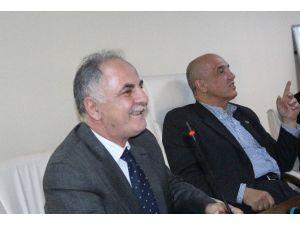 Başkan Aydın'dan Mustafa Ilıcalı'ya Hayırlı Olsun Mesajı