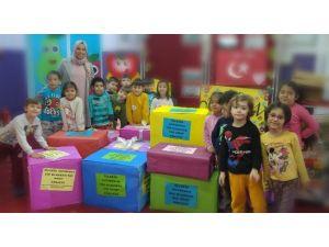 Bilecik'te 'Bir Oyuncak Bin Umut' Projesinin İkincisi Düzenlendi