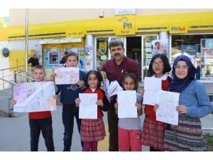 Öğrencilerden Şırnak'taki Asker Ve Polise Moral Mektubu