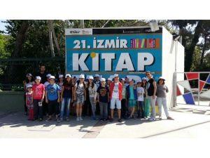 Yunusemreli Çocuklar İzmir Kitap Fuarı'nda