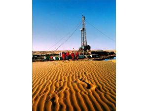 Karakum'da doğalgaz aramaları hızlandı