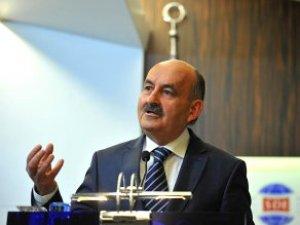 Sağlık Bakanı Başkanlık Sistemini Tarif Etti