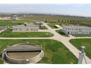 Atık su arıtma tesisi elektrik üretiyor