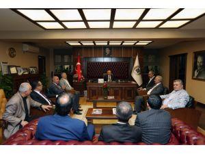 Başkan Yaşar: Hemşehri dernekleri gelenek ve görenekleri yaşatıyor