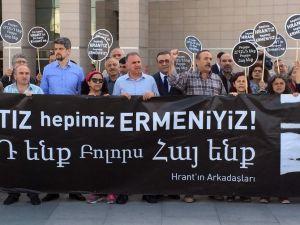 Hrant Dink Cinayetinde Kamu Görevlileri Hakim Karşısında