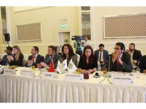 Ortadoğu Sosyal Projeler Araştırmalar Genel Merkezi ( Ospam) Başkanı Balia Baykal: