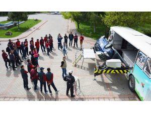 Kayserigaz'dan Çalışanlarına Trafik Eğitimi