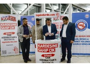 Memur-sen Genel Başkanı Yalçın'dan Azerbaycan İçin Açılan İmza Kampanyasına Destek