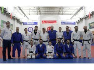 Avrupa Judo Şampiyonasında İki Kağıtsporlu