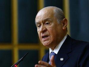 MHP Genel Başkanı Bahçeli: Bu kutlu çatıyı uçuramayacaklar