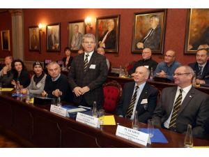 Hasan Akkuş yenide EWF Genel Sekreteri oldu