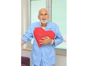78 Yaşında Kalp Kapağı Değişti