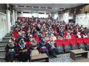 Mardin'de Kutlu Doğum Haftası Konferansı