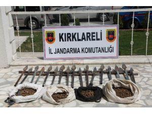 İzinsiz Salep Soğanı Toplayan Şahıslara 80 Bin TL Ceza