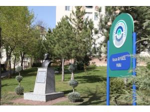 Odunpazarı'ndaki 7 Parka Köy Enstitüsü Anıtı Dikildi