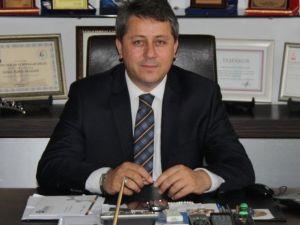 "DTSO Meclis Başkanı Taşlı ""Düzce Ayrıcalıklı Bir İl"""