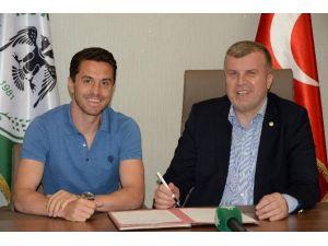 Torku Konyaspor, Dımıtar Rangelov'un Sözleşmesini Uzattı