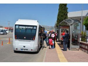 Vatandaşlar Yeni Minibüs Hattından Memnun