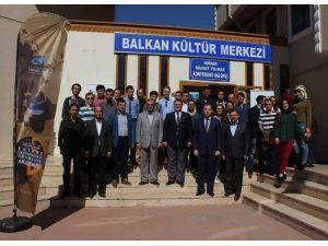 """Edirne'de """"Göç Ve Avrupa'nın Mülteci Politikaları"""" Semineri Düzenlendi"""