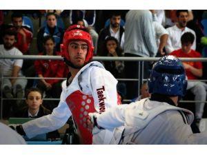 KBÜ'de Üniversiteler Arası Türkiye Taekwondo Şampiyonası Başladı