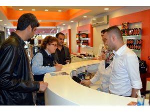Akdeniz Belediyesi'nden İş Yerlerine Atık Yağ Tebligatı
